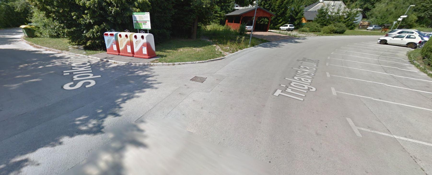 Parkirišče Pot Jeprškega učitelja